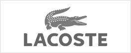 Klienci SALESmanago – Lacoste